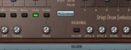 NUSofting anuncia Strings Dream Synthesizer
