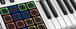 Nuevos teclados controladores M-Audio Code