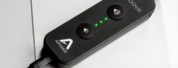 Apogee Groove, un convertidor y amplificador de auriculares muy compacto