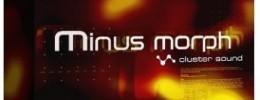 Nueva librería Minus Morph de Cluster Sound