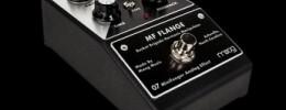 MF Chorus y MF Flange, dos nuevos Moog MiniFoogers