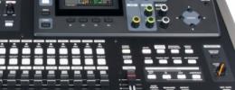 Tascam DP-24SD, nuevo grabador Portastudio