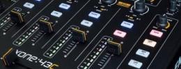 Allen & Heath Xone:43C, mixer analógico con interfaz para DVS