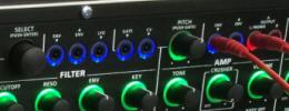 Roland System-1m, Bitrazer, Torcido, Scooper y Demora