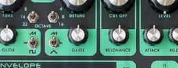 Dreadbox presenta el sintetizador Erebus y efectos analógicos