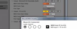 MidiMux, AudioMux y MusicIO llegan a Windows