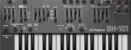 Roland lleva los sintes System-1 y SH-101 a formato plugin