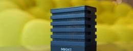 Mikme, un compacto micro de condensador inalámbrico con grabadora integrada