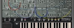 El Roland System-100 renace como plug-out
