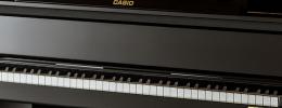 Casio y Bechstein lanzan un piano digital con mecanismo de piano de cola