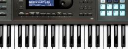 Nuevos teclados Roland Juno DS