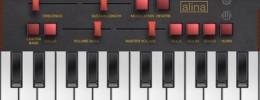 Alina String Ensemble, un Eminent Solina sampleado para iOS