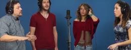 Técnicas básicas de grabación con Audio-Technica: grupo vocal