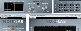 Noiz-Lab 7-steps, una suite de 7 plugins y una guía para mastering