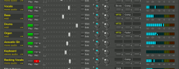 MultitrackStudio, el primer DAW en soportar plugins AudioUnit en iOS