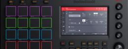 Akai MPC Touch, producción basada en pads y pantalla táctil