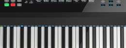 NI anuncia el teclado Komplete Kontrol S88 e integración de VST y Kontakt