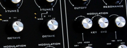 Analogue Solutions Nyborg 24, mutando de SEM a Moog