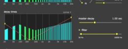 Moodal, un resonador espectral con 1000 delays