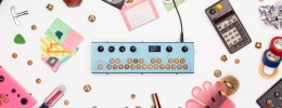 Critter & Guitari presenta Organelle, un dispositivo que ejecuta patches de Pd
