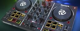 Numark Party Mix: controlador DJ con iluminación