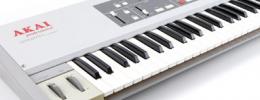 Akai podría reeditar el AX73, un sinte analógico polifónico