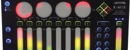 K-MIX, una interfaz de audio y mezclador al estilo McMillen