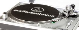 Beat Juggling Test del giradiscos AT-LP120-USBHC de Audio-Technica