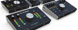 M-Audio renueva la línea de interfaces M-Track