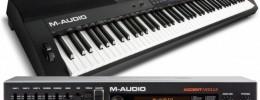 M-Audio Accent, piano de escenario en 88 y 0 teclas (módulo)