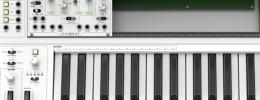 Un vistazo al teclado kb37 y los módulos eurorack de Waldorf