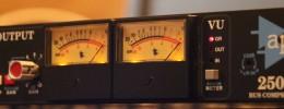 Review del API 2500, un compresor que se nota