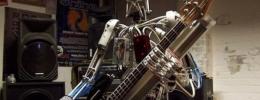 Robots y MIDI