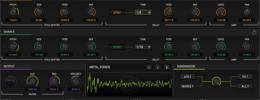 Incipit de Inear Display, procesamiento masivo con delays