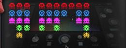 Juega al Space Invaders en UVI Workstation