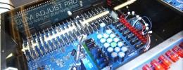 Teknosign, sumadores analógicos controlados digitalmente
