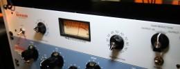 Warm Audio WA-2A, un clon económico del clásico Teletronix