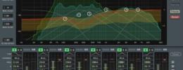 TB-software dEQ6, ecualización dinámica multibanda estéreo y MS