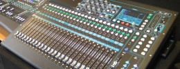 Mezcladores Allen & Heath Qu Chrome a fondo