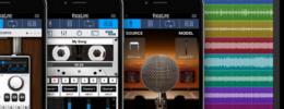 VocaLive 3 incorpora modelado de micros, looper y grabación simultánea de 8 pistas