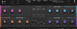 iZotope VocalSynth, plugin de efectos vocales para música electrónica