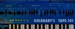 Nueva librería Tape-101 de Goldbaby