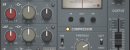 TB-Software CS-3301, nuevo 'channel strip' virtual