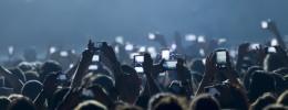 Apple patenta un sistema para impedir que hagas fotos y vídeos en los conciertos