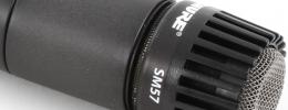 Review comparativa del Shure SM57: el micrófono de las bandas de rock
