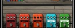 Nueva suite de efectos de guitarra Overloud TH1 Triode