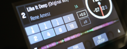 Review de Numark Dashboard, las pantallas de Serato DJ