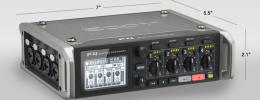 Zoom F4, una grabadora portátil a la que no se puede pedir más