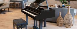 Más Roland 9-09: pianos, acordeones, baterías electrónicas y guitarra