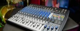 Presonus StudioLive AR16, AR12 y AR8, mezcla y grabación simplificadas